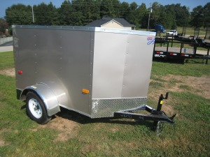 Enclosed Trailers In Georgia Factory Direct Prices Make My Trailer