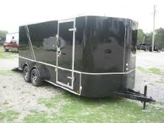 We Sell Enclosed Trailers Near You Check Our Offers Of The Month Make My Trailer